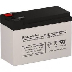 Interlogix 60-680 12VDC 7.0AH Backup Battery