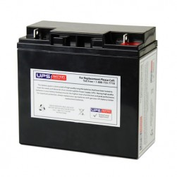 Interlogix 60-781 12VDC 17AH Backup Battery
