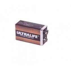 Interlogix 60-713 9VDC UltraLife Lithium Battery
