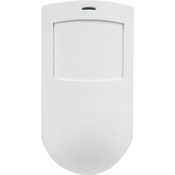 Interlogix 6540UPI Wall Mount Pet Immunity PIR Sensor, 40ft