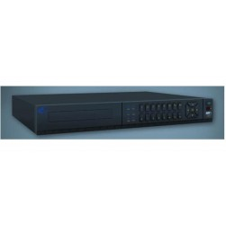 "IRIS 6908-4T Series 960 HD ""Hybrid"" DVR with 4TB HDD"