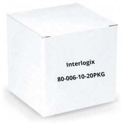 Interlogix 80-006-10-20PKG Shock/Freeze Spacer Grey - 20-Pack