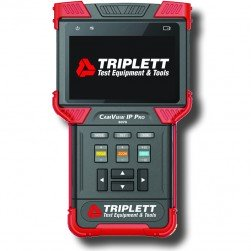 Triplett 8070 Ruggedized IP & Analog NTSC/PAL Camera Tester