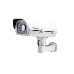 GV-LPR1200 Geovision 84-LPR1200-001U 1MP IP LPR Camera 20M w/Built-in Recognition