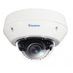 Geovision GV-EVD3100 3MP H.264 WDR IR Vandal Proof IP Dome, 3-9mm