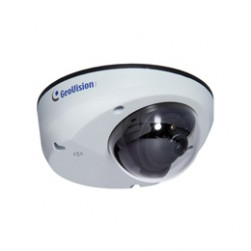 Geovision GV-MDR520 5MP Outdoor D/N Rugged IP Mini Dome, PoE