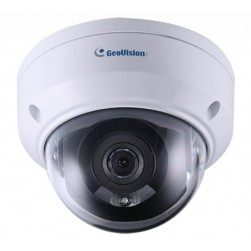 Geovision 88-SN8TDR47-2TB Includes Six 4 Megapixel IR Mini Fixed Rugged IP Dome Camera and 8 Channel 4K Standalone Network Video Recorder, 2TB