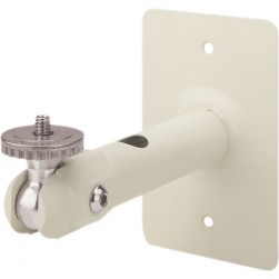 Panavise 898-06w Pass Thru J-Box Micro Mount (White)
