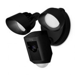 Ring 8SF1P7-BEN0 Floodlight Camera, Black
