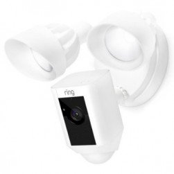 Ring 8SF1P7-WEN0 Floodlight Camera, White