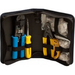 Platinum Tools 90109 All-In-One Modular Plug Tool Kit