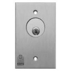 Alpha 9210 Key Switch Standard SPDT Maint