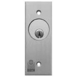 Alpha 9220 Key Switch Narrow SPDT Momen