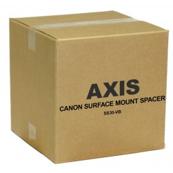 Axis 9920B001 Indoor Surface Mount Wall/Ceiling Spacer for Dome Camera