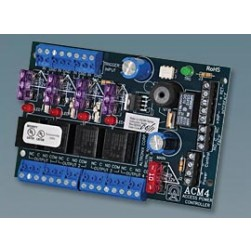 Altronix ACM4 4 Output Access Power Controller Module, Fused Outputs
