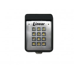 Linear AK-11 Stand Alone Exterior Surface-Mount Digital Keypad