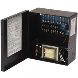 American Dynamics ADC824UL 8 Outputs Power Supply w/120 VAC to 24 VAC