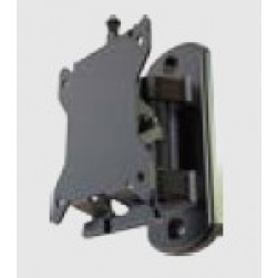 "American Dynamics ADMMWT75B 75MM Vesa 3"" Wall Mount Black"