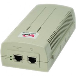 American Dynamics ADPOE-PLUS PowerDsine 9001G High-Power, 802.3at Compliant, Single Port, Gigabit Midspan