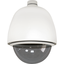Vivotek AE-132 Outdoor Dome Housing with Heater & Blower, Smoked Bubble