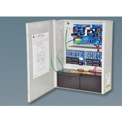 Altronix AL400ULXPD16 16 Fused Outputs Power Supply/Charger, 12/24VDC