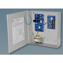 Altronix ALTV615DC8UL 8 Output Power Supply, 6-15VAC @ 4 Amp, Class 2 Rated Fuse Protected Power Limited, UL Listed
