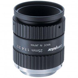"Arecont Vision ARVI-M2514-MP 25mm, 2/3"", F/1.4, Monofocal Lens"