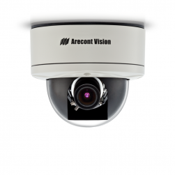 Arecont Vision AV1255DN-H 1.3MP MegaDome 2 Day/Night Dome Camera