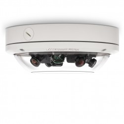 Arecont Vision AV20175DN-NL 20 Megapixel Day/Night Indoor/Outdoor Dome IP Camera, No lens