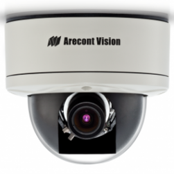 Arecont Vision AV2255AM-H MegaDome2 2MP D/N Network Dome Camera