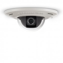Arecont Vision AV2455DN-F-NL H.264 Ultra Low Profile Day/Night Indoor Dome IP Camera