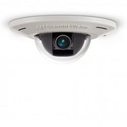 Arecont Vision AV2455DN-F 2 Megapixel MicroDome IP Camera