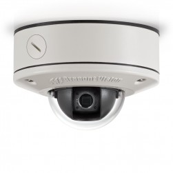 Arecont Vision AV2455DN-S-NL 2.1 Megapixel D/N Surface Mount Outdoor Dome Camera, No Lens