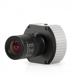 Arecont Vision AV10115DNAIv1 MegaVideo 10MP Day / Night Auto Iris Camera