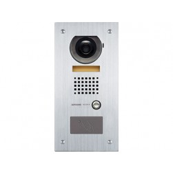 Aiphone AX-DVF-P Flush Vandal Video Door W/Hid Proxpoint Card Reader
