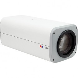 ACTi B214 2MP Video Analytics Zoom Box Camera