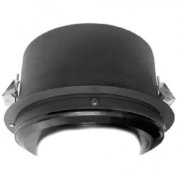 Pelco B6-F-E Spectra Enhanced 1080p Outdoor In-Ceiling Backbox