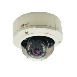 ACTi B85 2MP 3x Outdoor Full HD IR WDR Network Vandal Dome