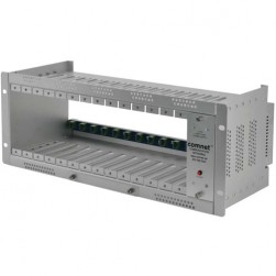 Comnet C1US Rack Mount Card Cage with Power Supply