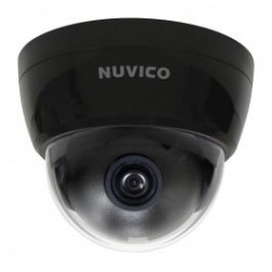 Nuvico CD-H2N-B 700TVL Indoor Color Dome Camera, 2.9mm