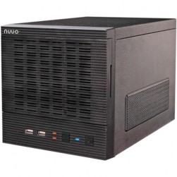 Nuuo CT-4000-US 4bay Crystal Titan Linux NVR, No HDD