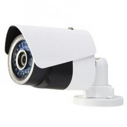Cantek Plus CTP-BN31FT 3 MP IP IR Bullet Camera 4mm Fixed Lens