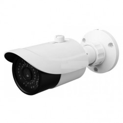Cantek Plus CTP-BN91FT 2 MP IP H.264 IR Bullet Camera 3.6mm Fixed Lens