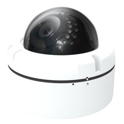 Cantek-Plus CTP-TLVA29AV 2.4Mp Outdoor IR HD Dome Camera