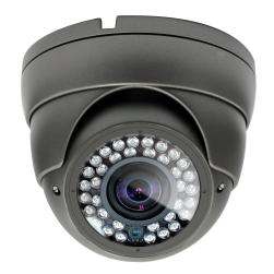 Cantek-Plus CTP-TV17TE 1.4Mp HD-TVI IR Turret Dome