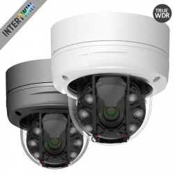 Cantek Plus CTP-VA92SVLT50 All-In-One 1080P Dome Camera 5.0-50mm Lens