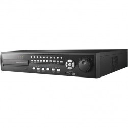 Cantek-Plus CTPR-EQ816P-16T 16Ch HD-SDI / IP Hybrid DVR, 16TB