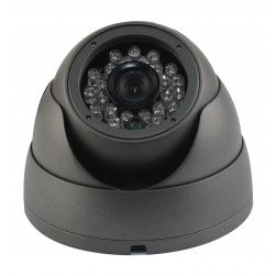 Cantek-Plus CTP-TF17PE 1.3Mp HD-SDI Outdoor IR Dome Camera