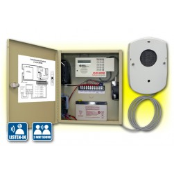 United Security Products CVD5050P Cellular Dialer With Verification Speaker A