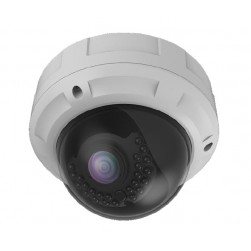 Cantek CT-NC304-VDZ 4Mp Outdoor IR Network Vandal Dome